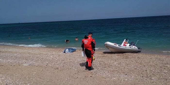 В Крыму утонуло два россиянина