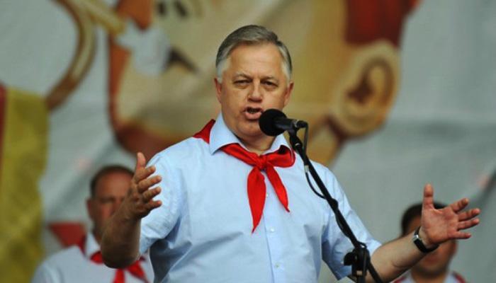 Симоненко не будет реагировать на судебный иск касательно смены Государственных символов