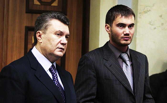 В 2011 году семья Януковича-младшего заработала 746 гривен