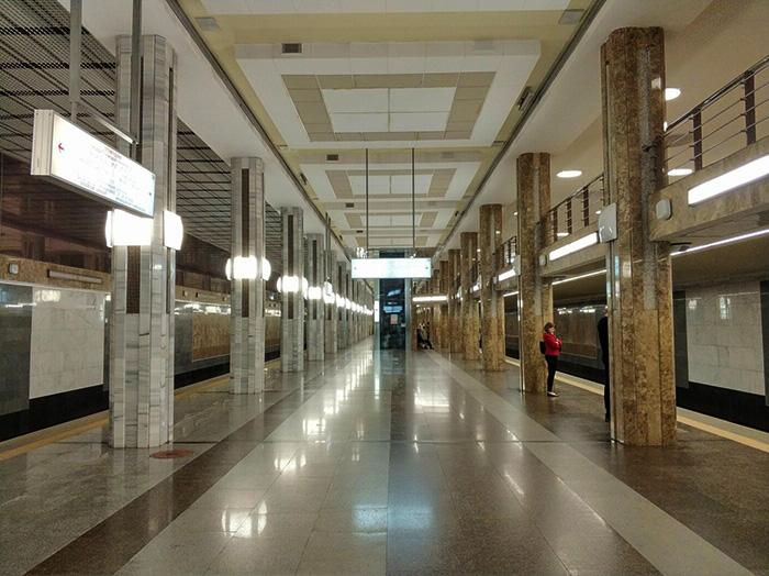 Перед выборами в Киеве появится еще одна станция метро (ФОТО)