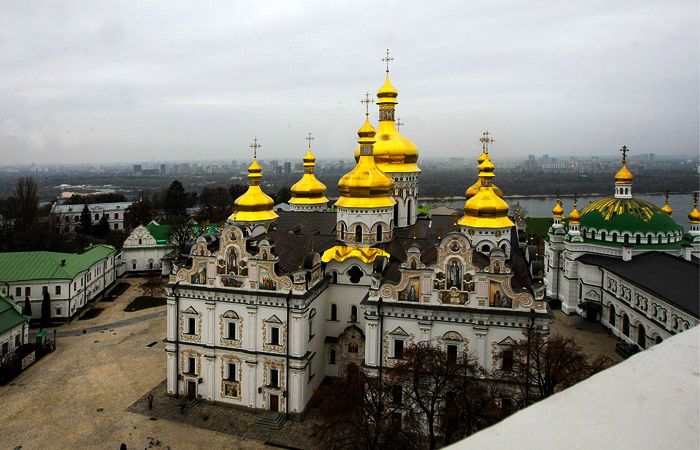 Киево-Печерской Лавре хотят поменять название