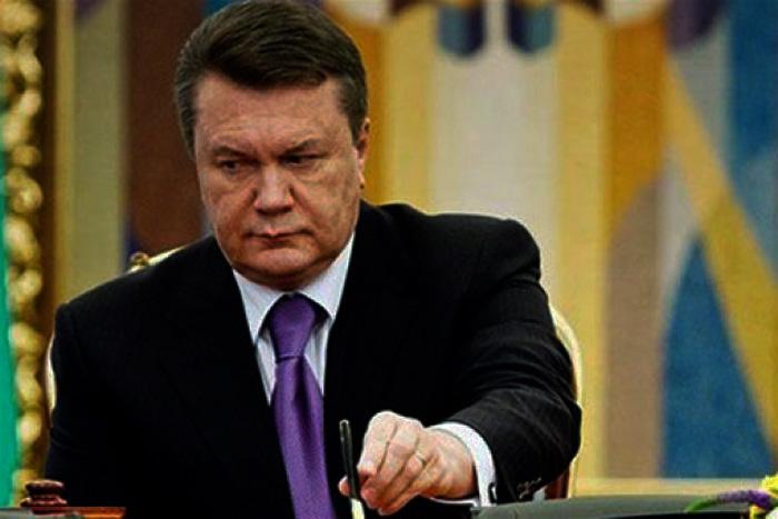 Янукович ветировал закон о сборе и учете единого соцвзноса