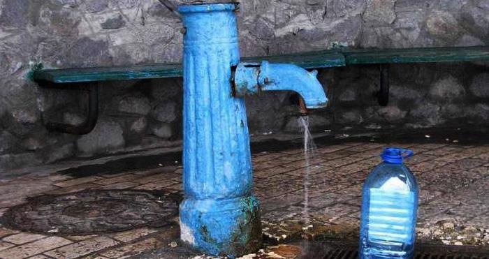 Вода в Украине: пить или не пить?