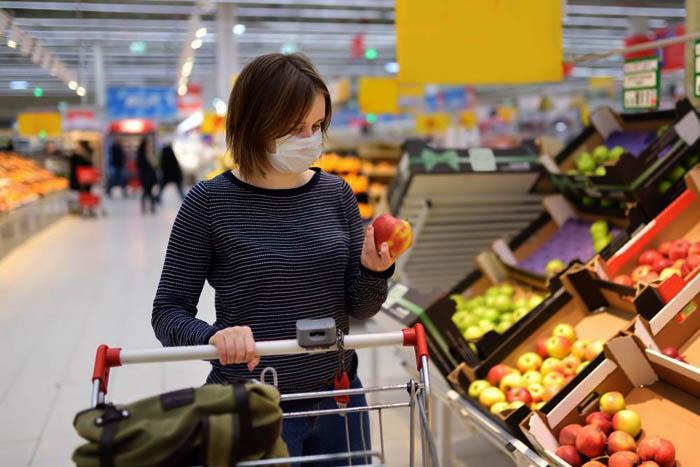 Потребительская корзина по-украински — скряги отдыхают